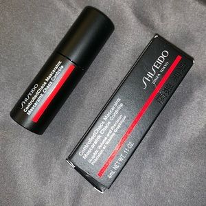 🆕 Shiseido Controlled Chaos black mascara sample